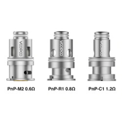 VooPoo PNP Replacement Coil - 5PK | VooPoo Replacement Coil