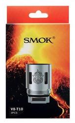 Smoktech V8-T10 Coil - 3PK