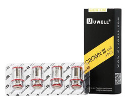 Uwell Crown 3 III Replacement Coil - 4PK | Uwell Replacement Coil