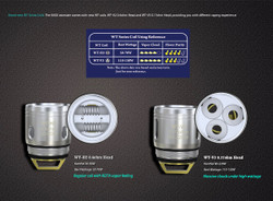 Wismec Kage WT Replacement Coil - 5PK | Wismec Replacement Coil
