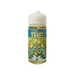 The One Vanilla Custard Donut 100ml E-Juice