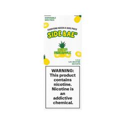 Side Bae 50 Fresh Pineapple Disposable Vape Pod