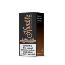 Humble Salts Vanilla Almond Tobacco 30ml E-Juice
