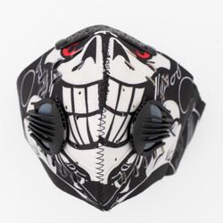 Designer Sport Valved Carbon Mask Strap Version - 1PK