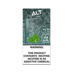 ALT BAR Cool Mint Disposable Vape Device