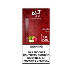 ALT BAR Apple Disposable Vape Device