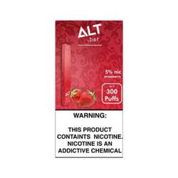 ALT BAR Strawberry Disposable Vape Device