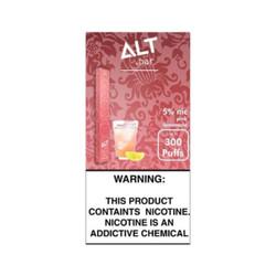 ALT BAR Pink Lemonade Disposable Vape Device
