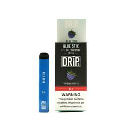 Drip Bar Blue Stix Disposable Vape Device