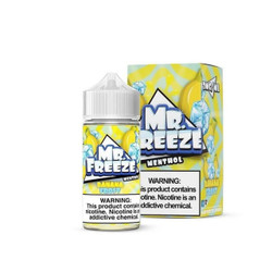 Mr.Freeze Banana Frost 100ml E-Juice