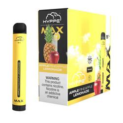 HYPPE MAX Apple Pineapple Lemonade Disposable Vape Device