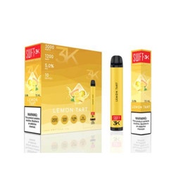 SWFT 3K Lemon Tart Disposable Vape Device