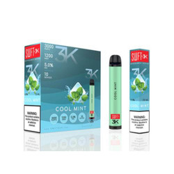 SWFT 3K Cool Mint Disposable Vape Device
