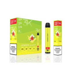 SWFT 3K Lemon Lush Disposable Vape Device