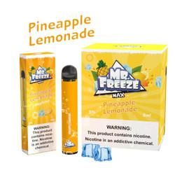 Mr.Freeze Max Pineapple Lemonade Ice Disposable Vape Device