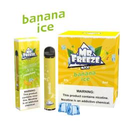Mr.Freeze Max Banana Ice Disposable Vape Device