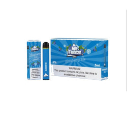 Mr.Freeze Max Blueberry Ice Disposable Vape Device