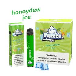 Mr.Freeze Max Honeydew Ice Disposable Vape Device