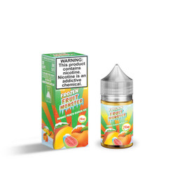 Frozen Fruit Monster Mango Peach Guava Salt 30ml E-Juice