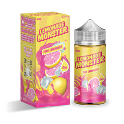 Lemonade Monster Pink Lemonade 100ml E-Juice