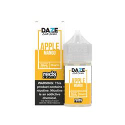 Red's Salt Apple Mango Tobacco Free Nicotine 30ml E-Juice 30MG
