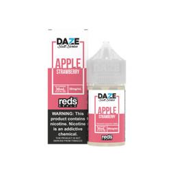 Red's Salt Apple Strawberry Tobacco Free Nicotine 30ml E-Juice 30MG