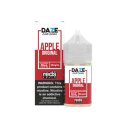 Red's Salt Apple Tobacco Free Nicotine 30ml E-Juice 30MG