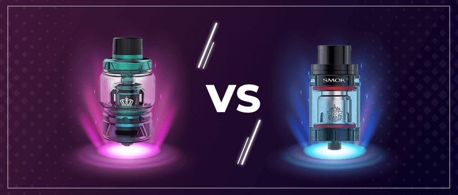 Vape tanks vs. Atomizers: Choose which one suits you