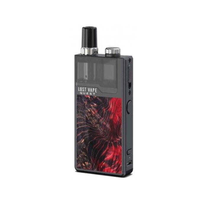 Lost Vape Q Pro Kit Red Black