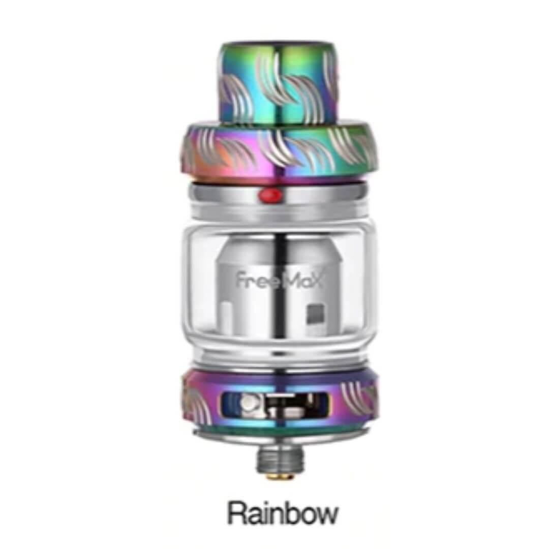 FreeMax FireLuke Mesh Pro Resin Sub-Ohm Tank Rainbow
