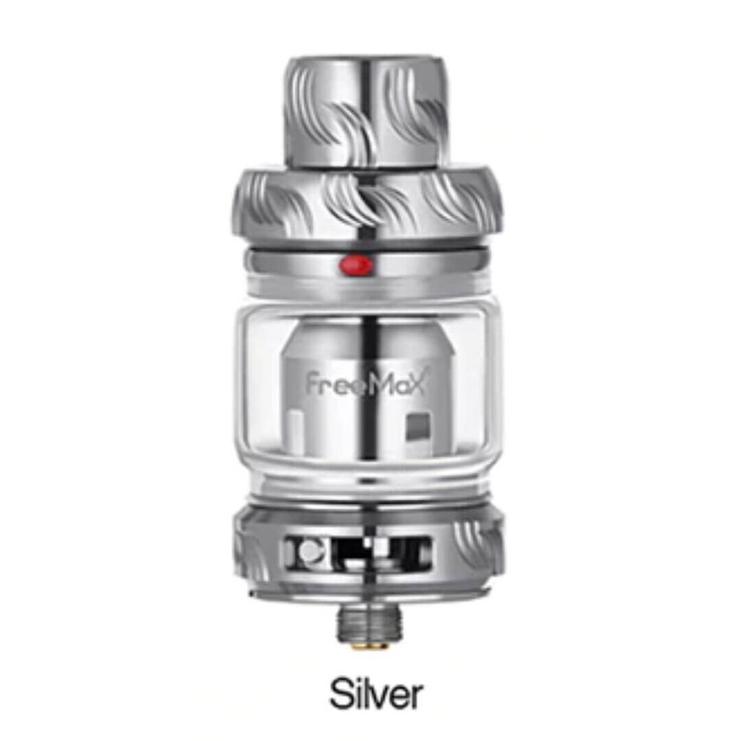 FreeMax FireLuke Mesh Pro Resin Sub-Ohm Tank Silver