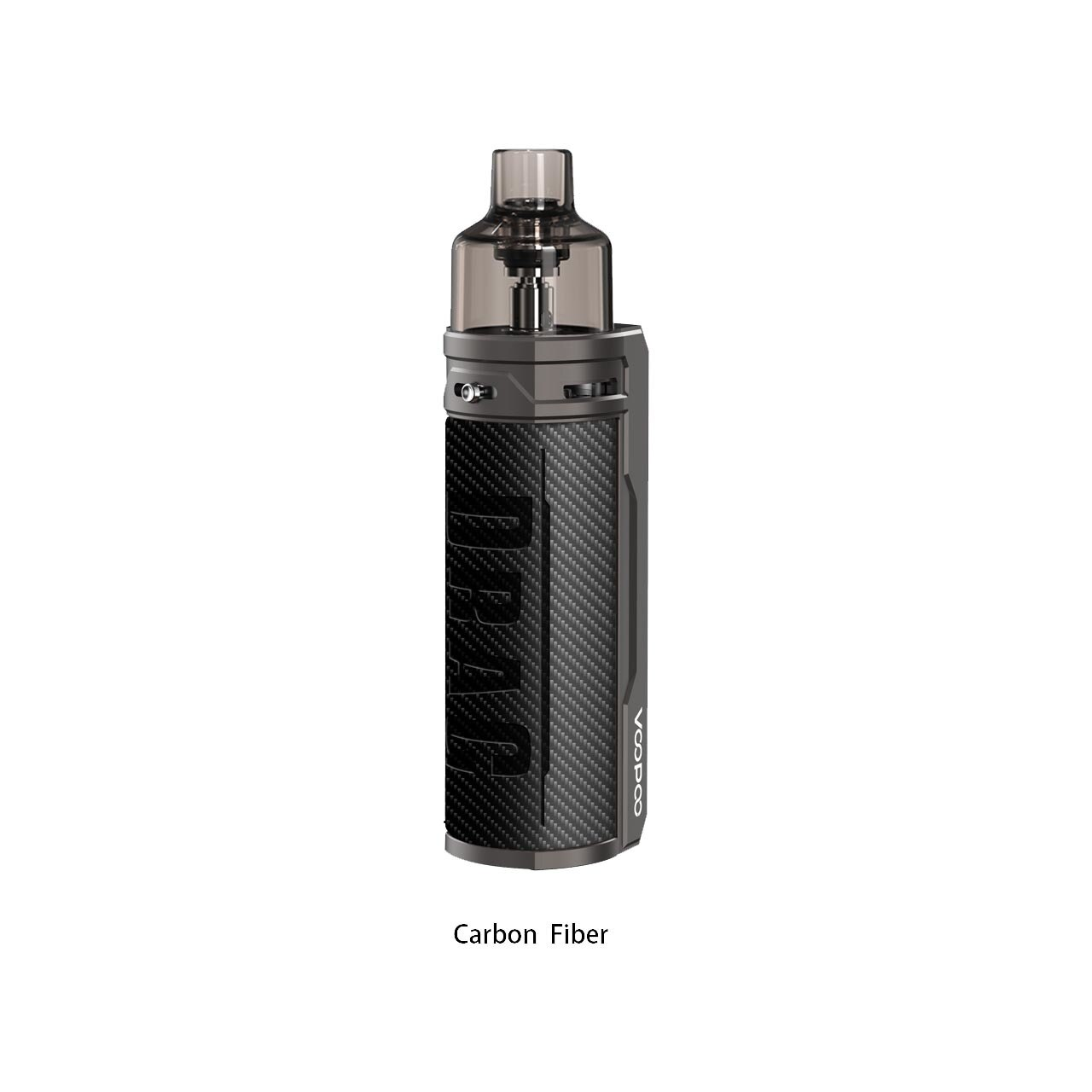 VooPoo Drag S Kit Carbon Fiber