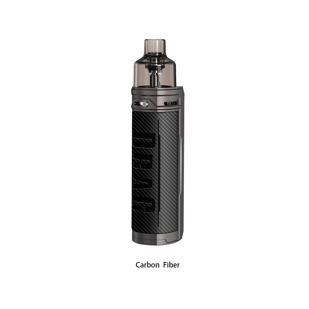 VooPoo Drag X Kit Carbon Fiber