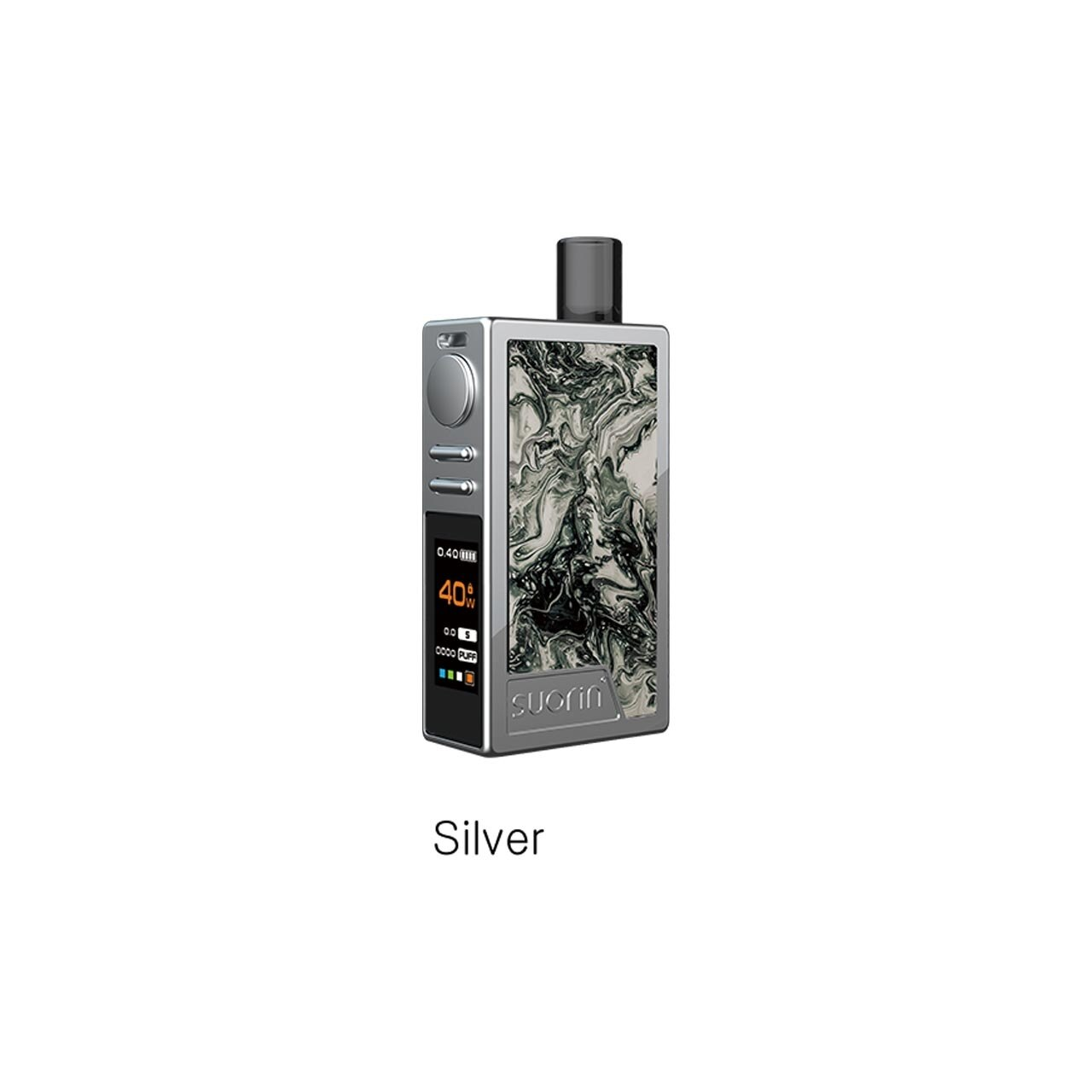 Suorin Elite Kit Silver