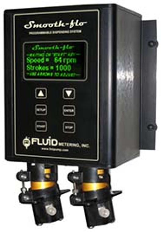 Fluid Metering, OEM Pumps, PDS100 Smooth Flow Pump