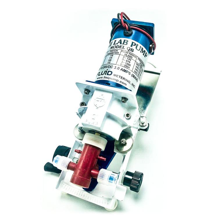 Fluid Metering, Direct Current Pumps, QB4-Q2CTC