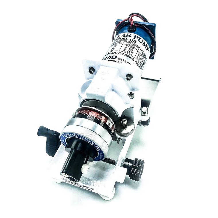Fluid Metering, Direct Current Pumps, QB4-RH1CKC