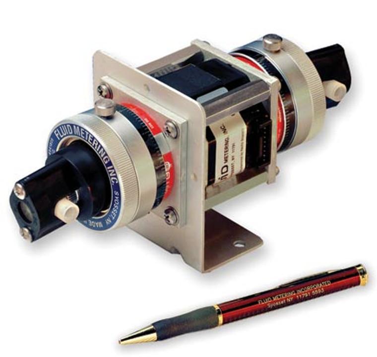ST2RH - Low Flow Ratio:Matic® Duplex Stepper Pumps