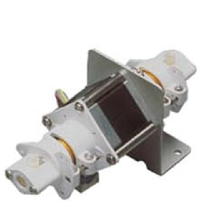 ST2H - Low Volume Fixed Displacement Duplex OEM Metering Pump