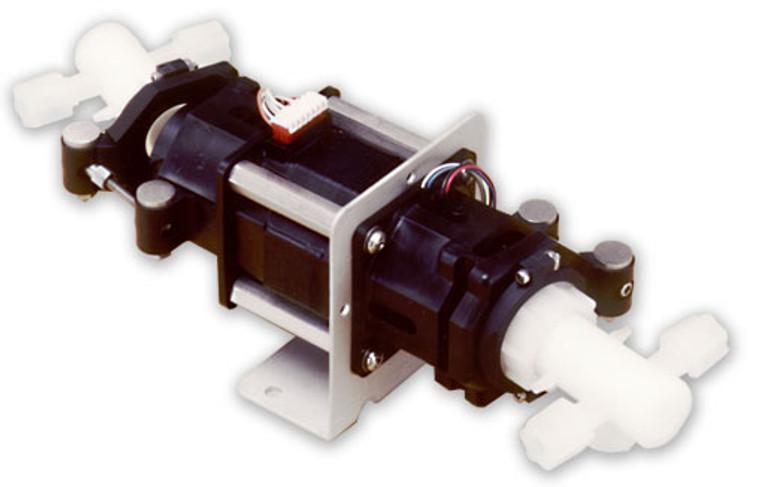 Fluid Metering, Ratio:Matic® Duplex Stepper Pumps, ST2Q Pump