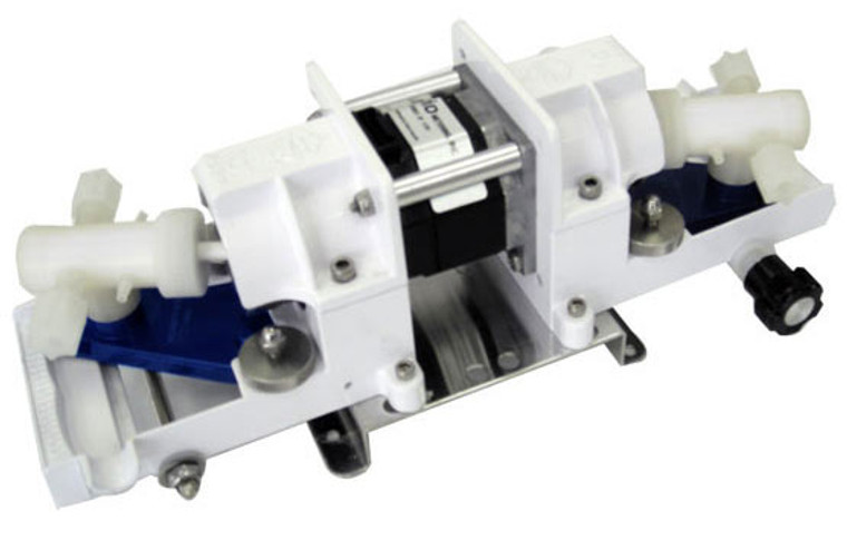 ST2QP - High Flow Ratio:Matic® Duplex Stepper Pumps