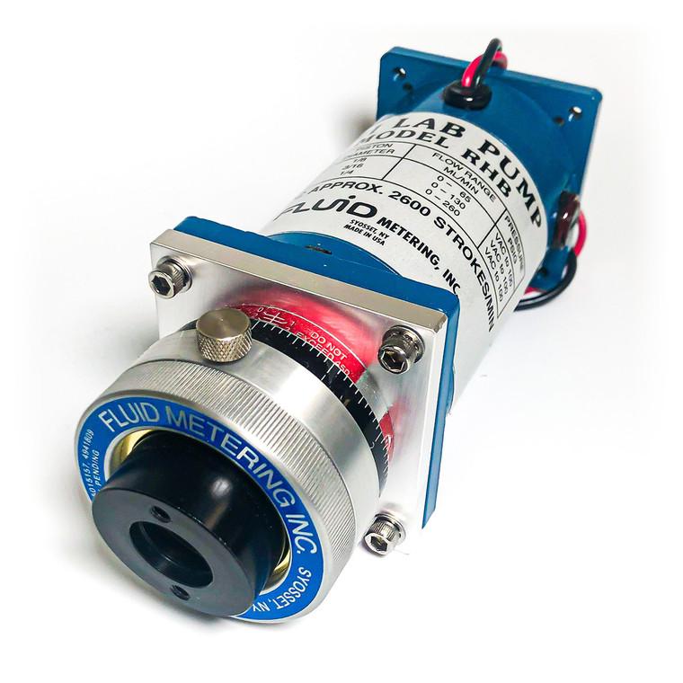 Fluid Metering,  Pumps, RHB
