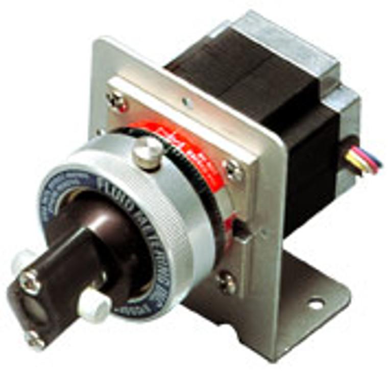 Fluid Metering, High Precision Stepper Motor Pumps, STRH