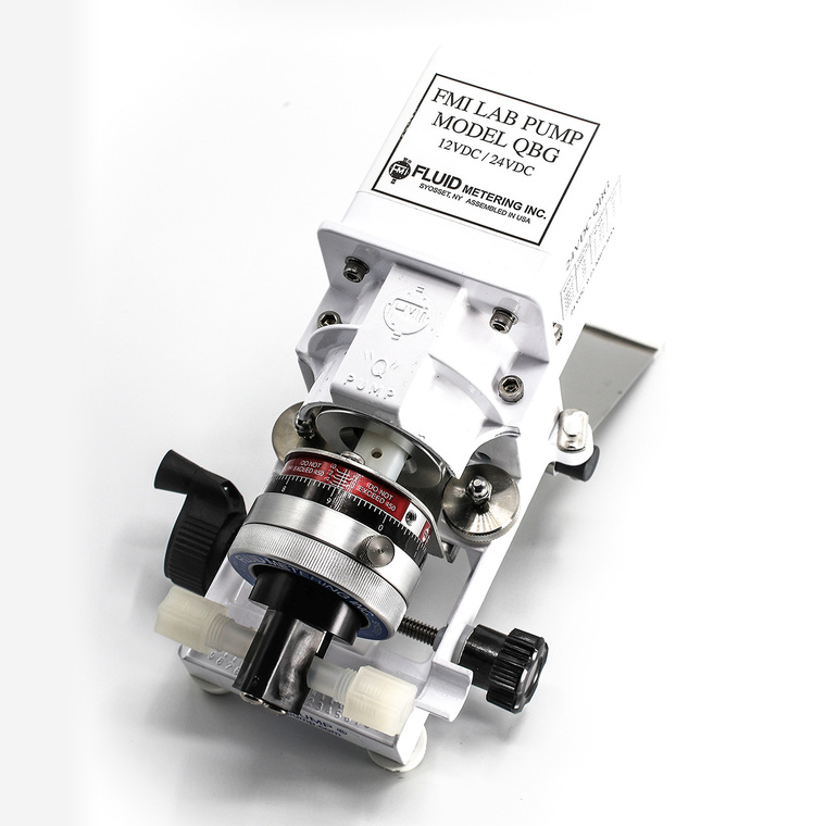 Fluid Metering, Direct Current Pumps, QBG-RH0CKC