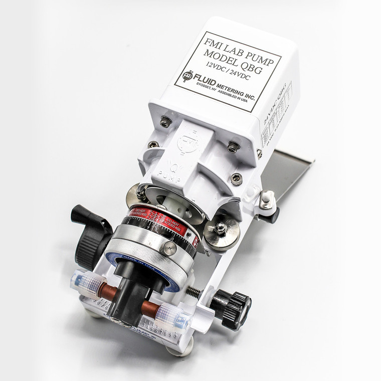 The QBG-RH0CTC Low Direct Current Pump is ideal for remote and mobile applications.