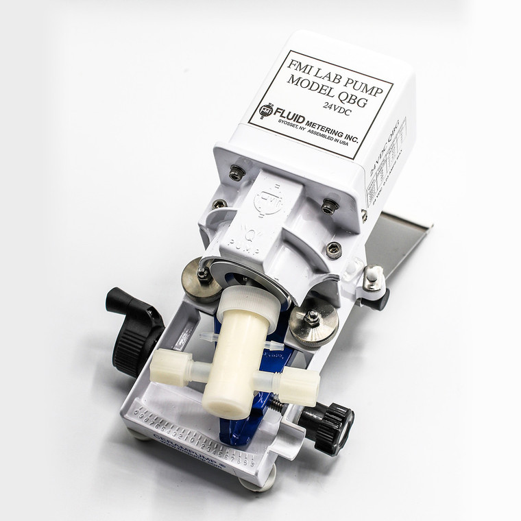 The QBG-Q2CKC Low Direct Current Pump is ideal for remote and mobile applications.
