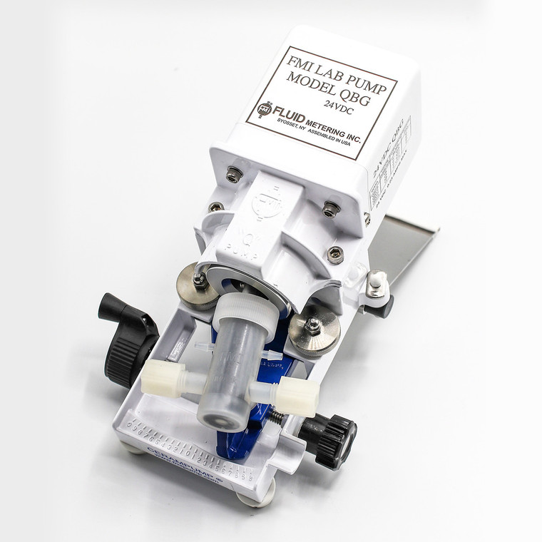 The QBG-Q2CKY Low Direct Current Pump is ideal for remote and mobile applications.