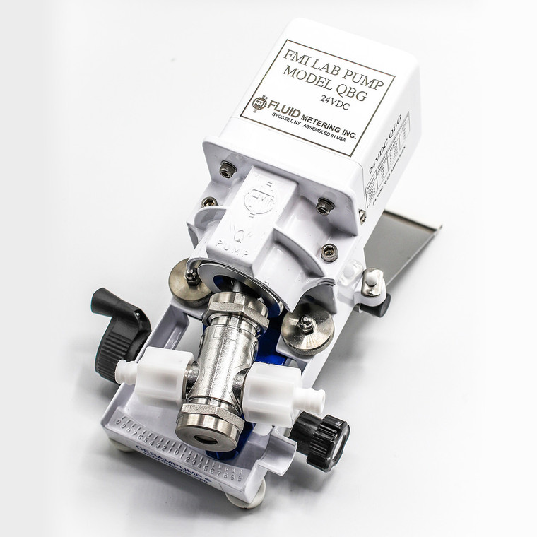 The QBG-Q2SAN Low Direct Current Pump is ideal for remote and mobile applications.