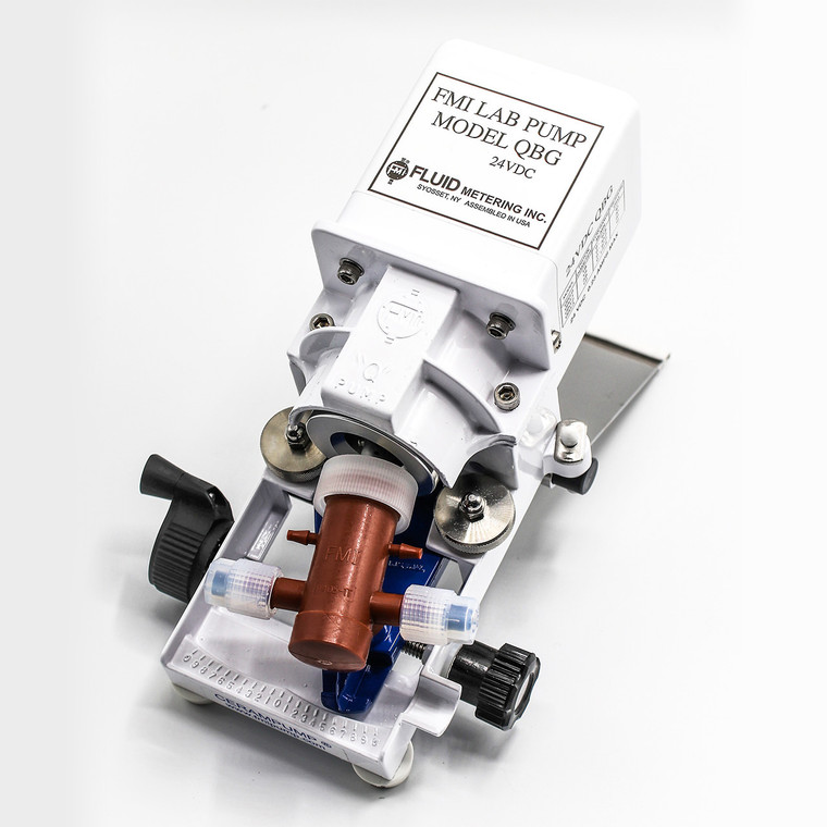 The QBG-Q3CTC Low Direct Current Pump is ideal for remote and mobile applications.