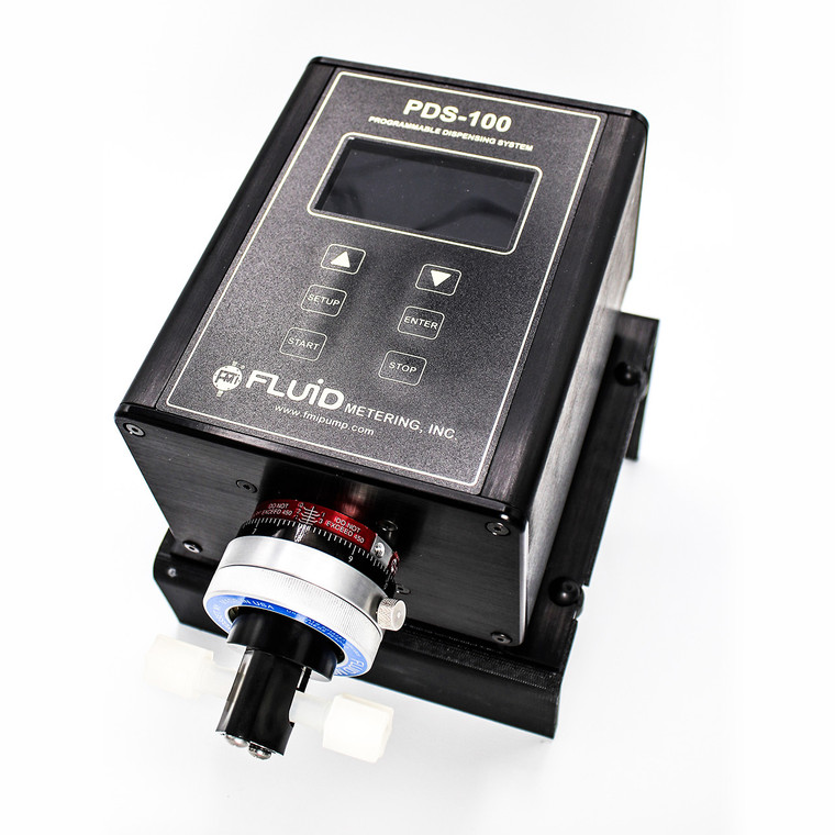 The PDS100-RH-RH00ZKC is a programmable precision dispenser.